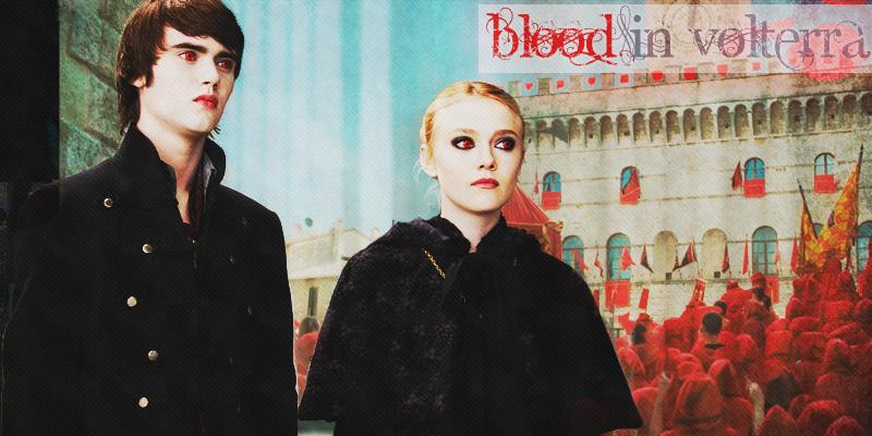 Blood in Volterra