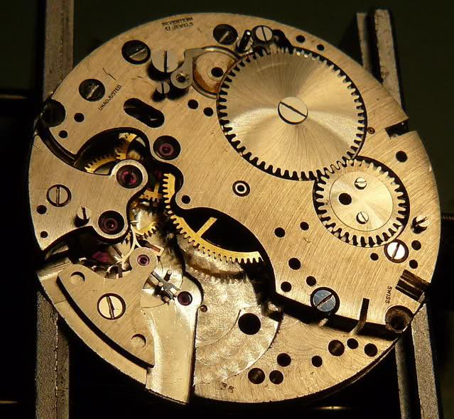 Chronographe Breitling Premier 1946 venus 175 3 compteurs Rqvpdt