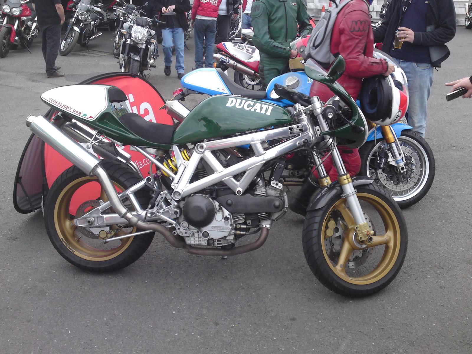 Ducati Deux soupapes V5h45v