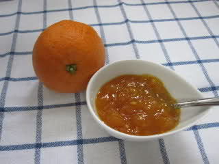 Mermelada  (confitura) de naranja al Cointreau Vq0029