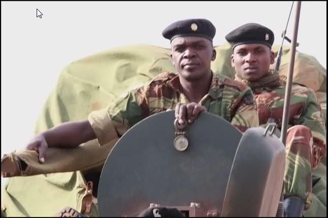 Zimbabwe National Army X6h740