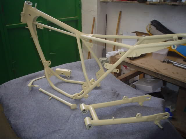 LOBITO - Bultaco Lobito MK6 * Saez 160vv9c