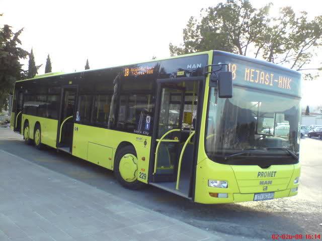 Promet - Split 20a9j44