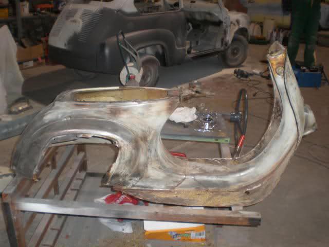 Restauración Vespa 125 Primavera T3 28sygif