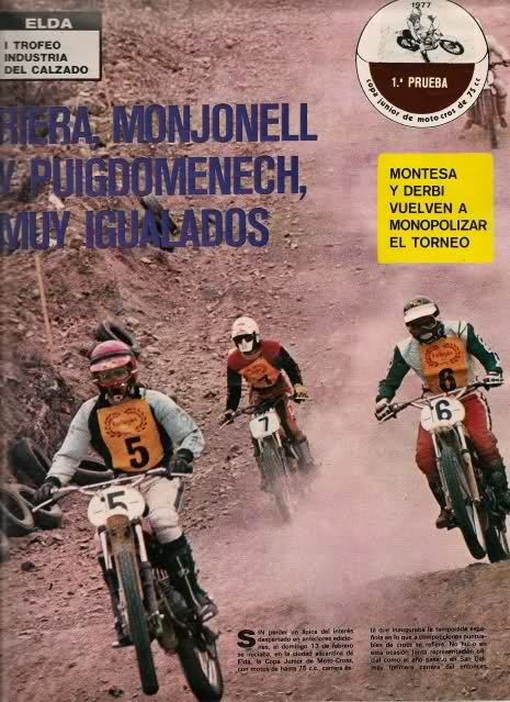 Montesa Cappra Trofeo Junior Cross 1976 2gwaxcw