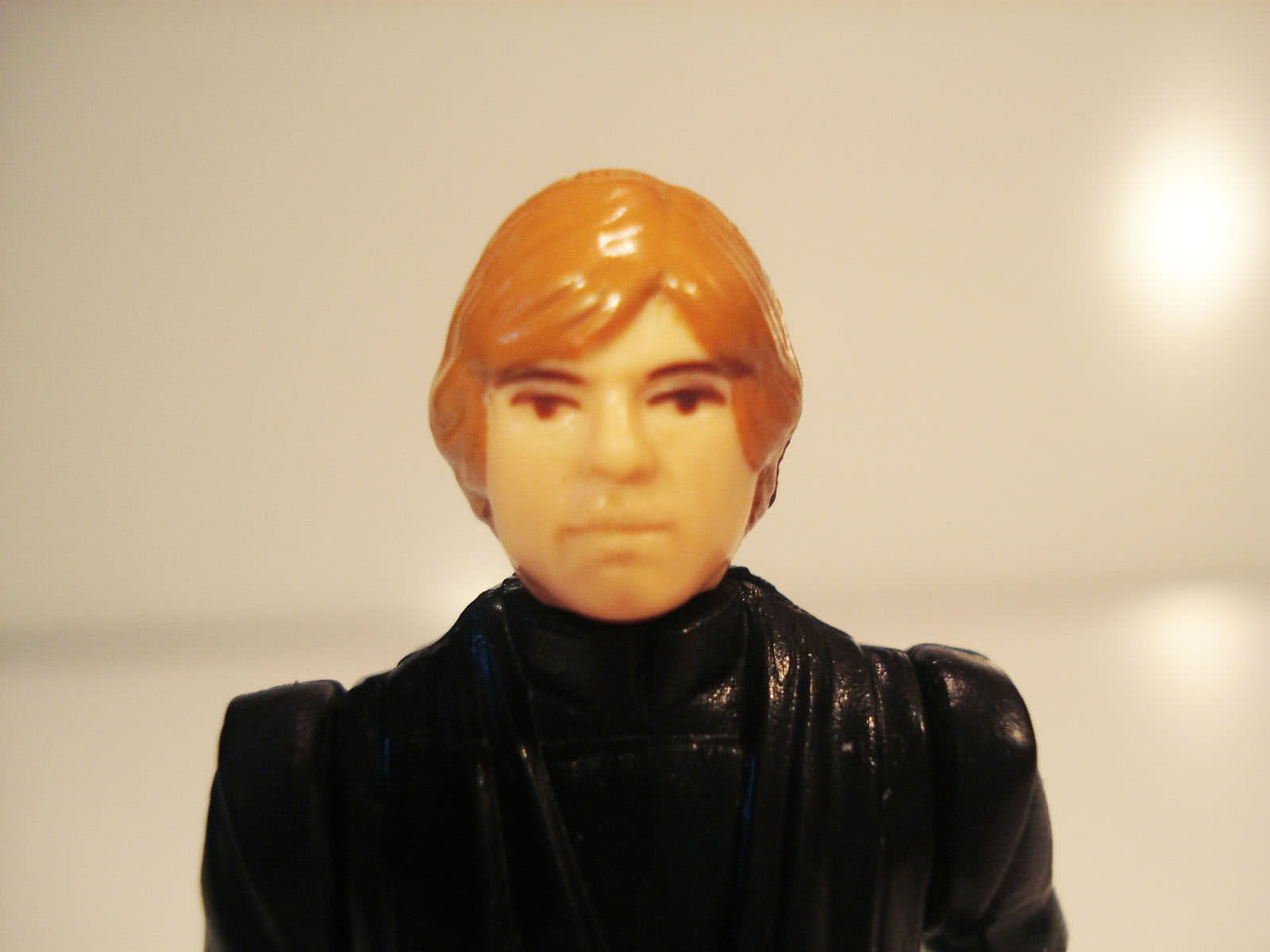 'Made In Taiwan' Molded Head Luke Jedi - Accessories/Value? 2gxfvyx