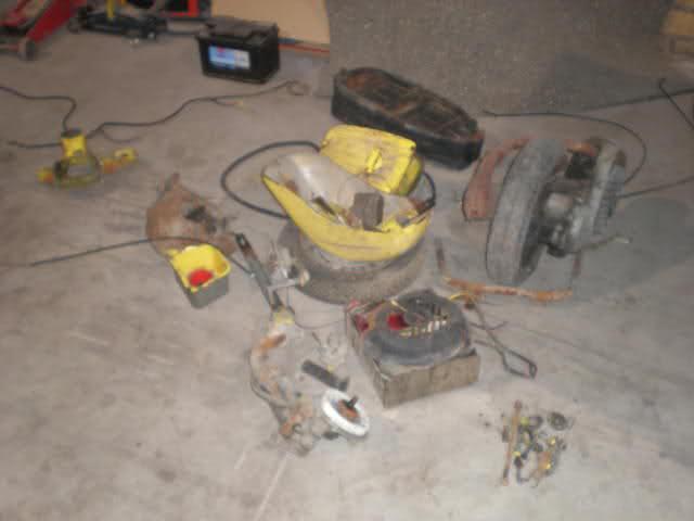 Restauración Vespa 125 Primavera T3 2lxz11t