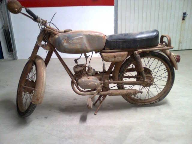 Mis ciclomotores Ducati 2vbltue