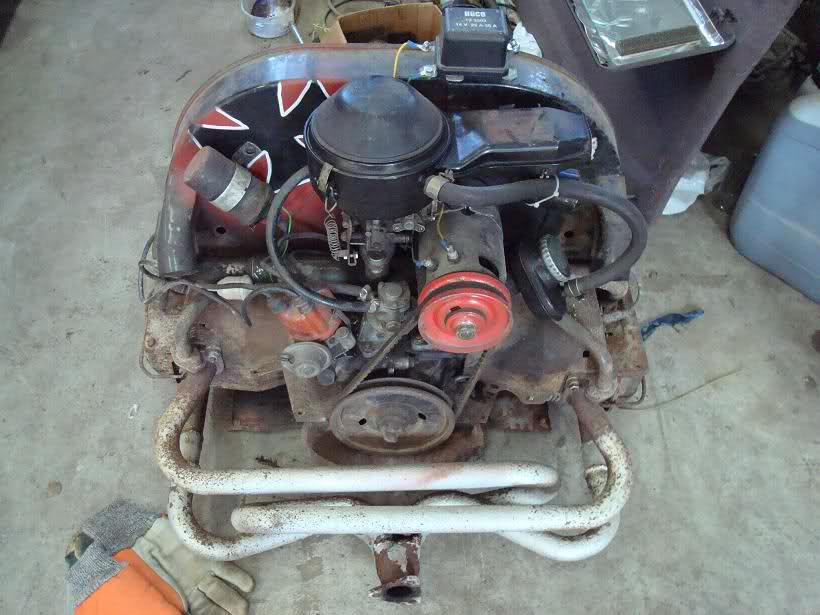 Kryckan - VW Typ1 -56 30rwm4x