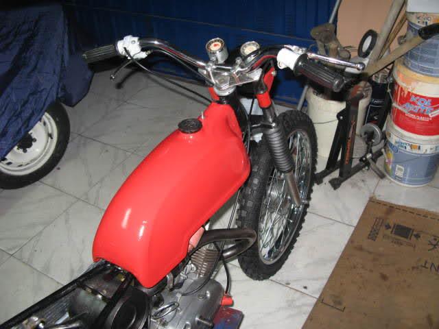 Mi pequeña Montesa Scorpion 50 R 313k3ky
