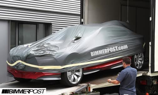 2012 - [BMW] Série 6 / M6 Gran Coupé [F06] 33jr1pt