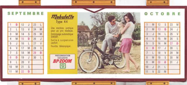 La Mobylette AV 44,por CIC. 6qiqeu
