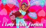 I Love Winx Dr311j