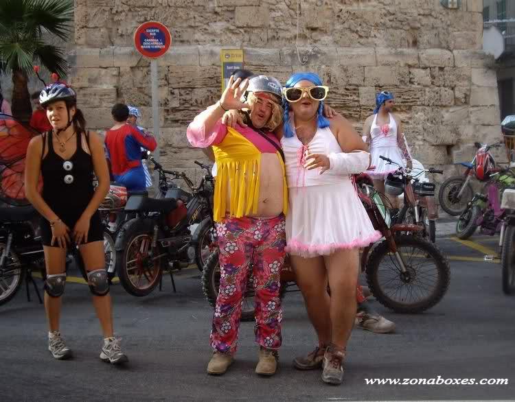 Mobylettada Sant Joan-09 Mallorca. Jgpouf