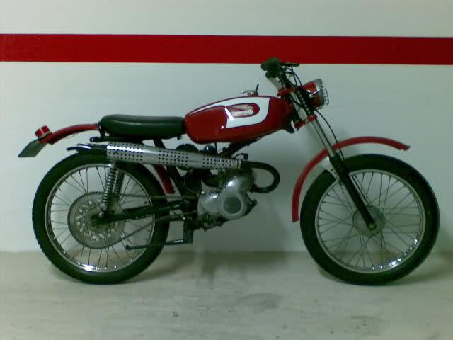 Mis ciclomotores Ducati Ra8epz
