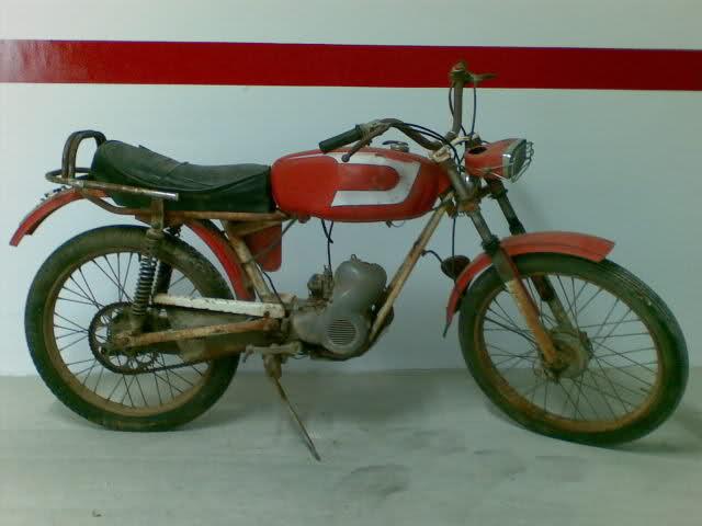 Mis ciclomotores Ducati S2wlfl