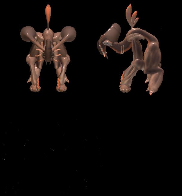 Species Archive (In progress) Vhdqig