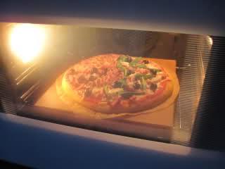 Masa de pizza con sémola de trigo 2340oo