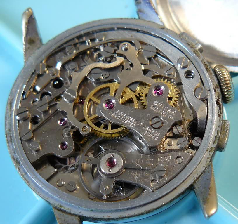 Chronographe Enicar R92 288xo8y