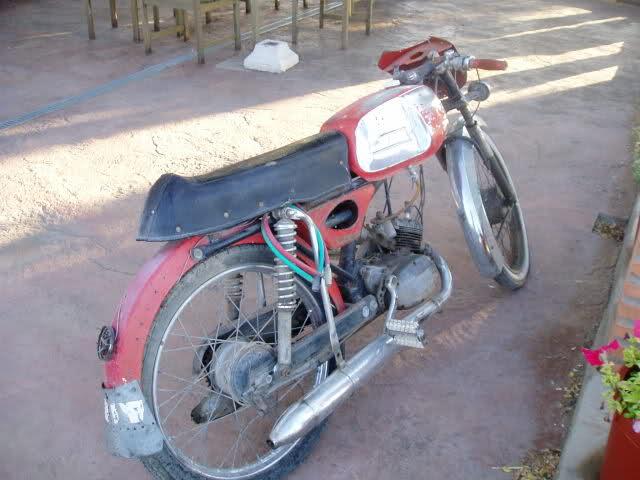 Ciclomotores Flandria 28mlkt1