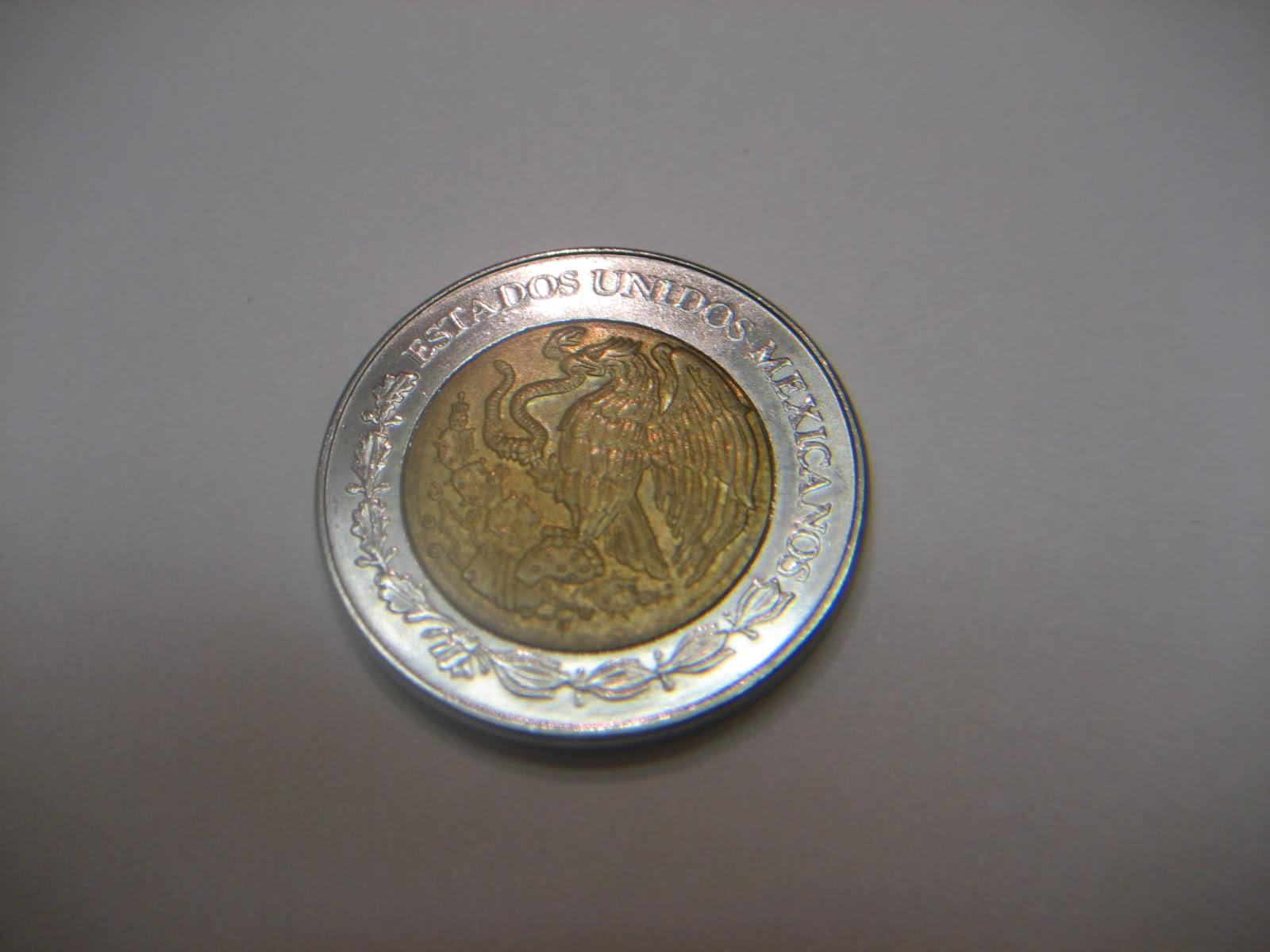 2 Pesos. Mexico. 2006 2mcizra