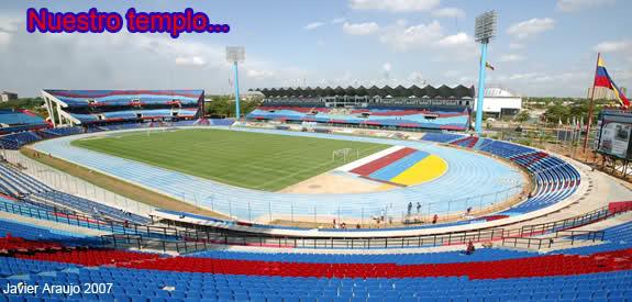 Maracaibo | Estadio Pachencho Romero | 45.000 2mxmwb9