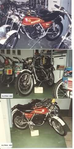 Bultaco Alpina Mod. 213 2z8p3kl