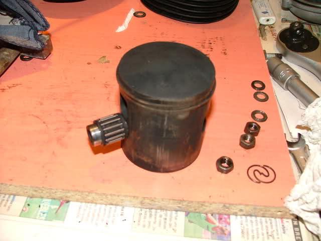 Restauración Vespa 200 TX 300wumd