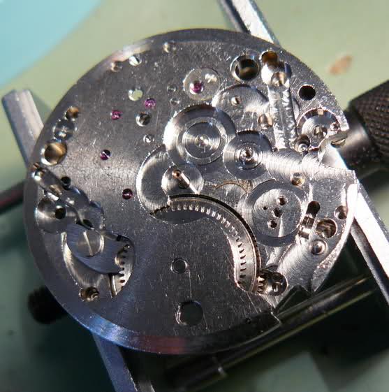 Enicar - Chronographe Enicar R92 4ljzuq