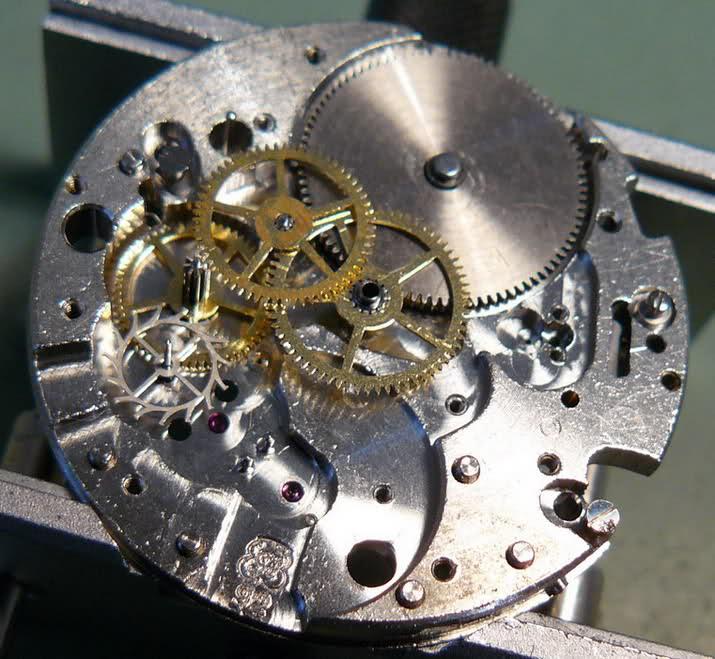 Chronographe Enicar R92 M9sz1e