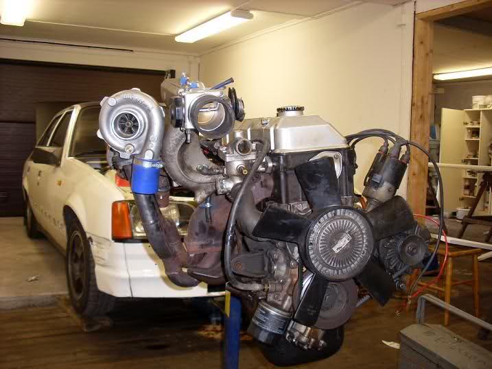 Daniel - Opel Rekord turbo Nnpait