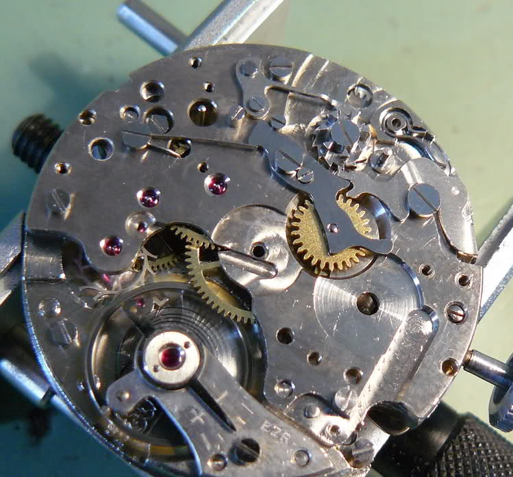 Enicar - Chronographe Enicar R92 S2fw3p