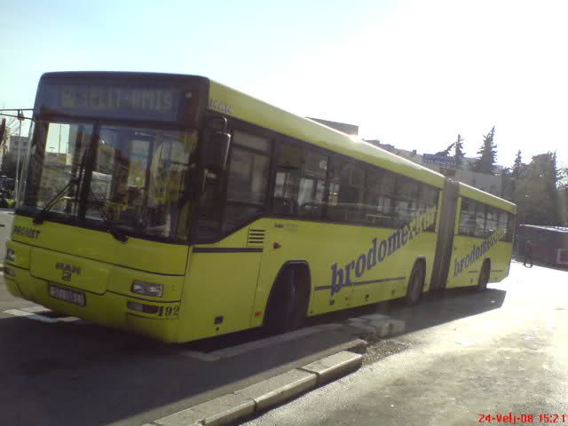 Promet - Split W7bh42