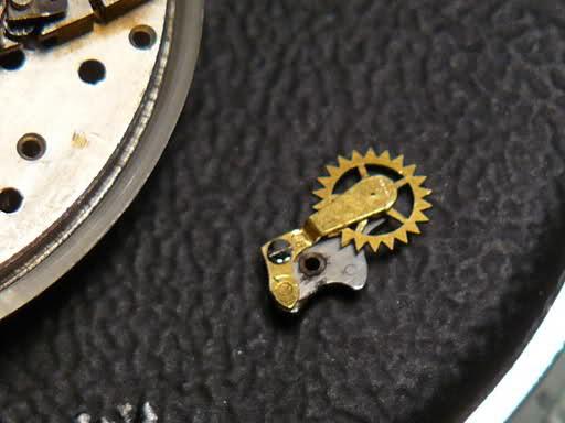 Chronographe Breitling Premier 1946 venus 175 3 compteurs Wujcki