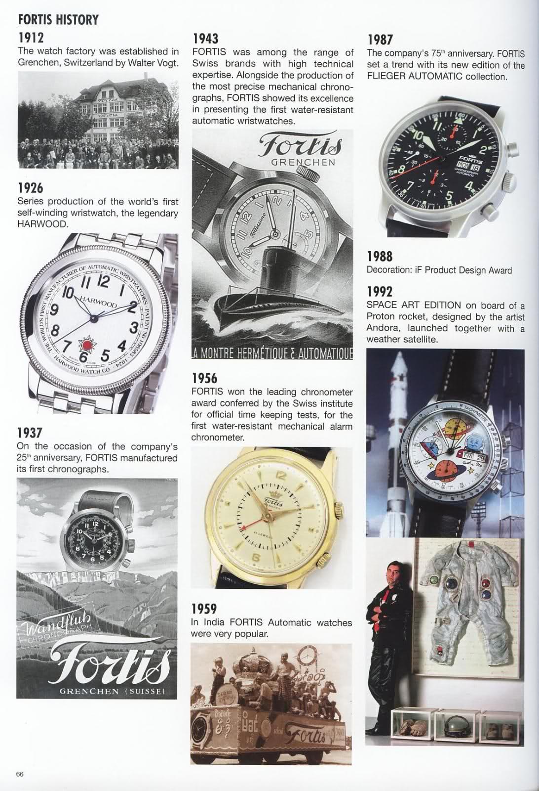 fortis - Fortis, des montres pour l'aventure ? 10rikwy