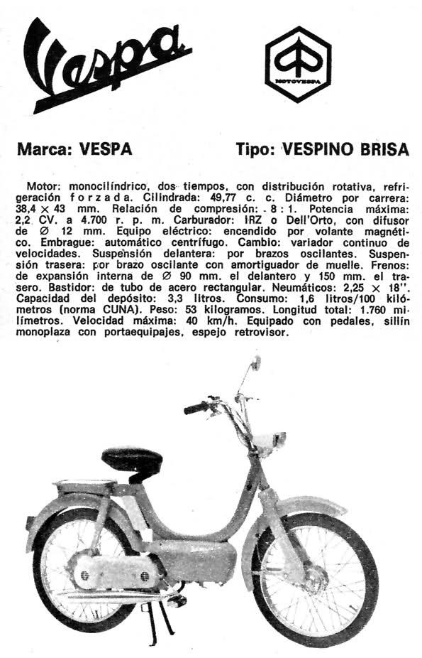 Mi nuevo Vespino por 25 € 149mj68