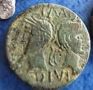 As et dupondius de Nîmes 14cb448