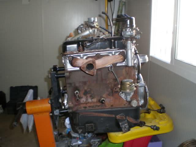 Restauración Seat 600 E 1ª serie. 14d1s2a