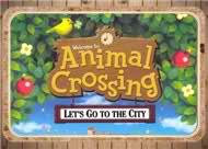 Todo de Animal Crossing Let´s go to the City