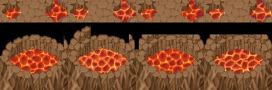 RMXP Tileset de Volcán + Autotiles(Catarata de lava) 25ezb88
