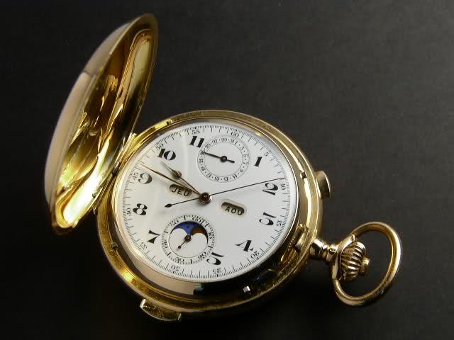 Les plus belles montres de gousset des membres du forum - Page 4 28wl380