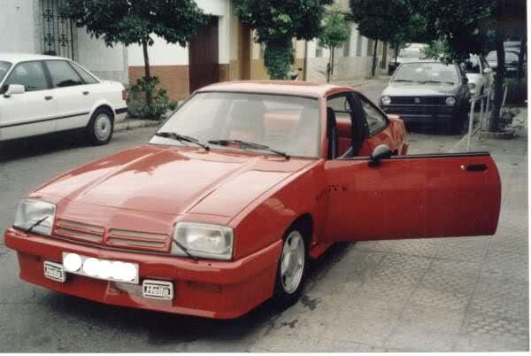 Opel Manta B GT/E 2a8giae