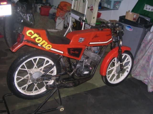 Motor Hispania Sport 49 2hnc3v8