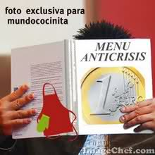 MENU ANTICRISIS Y DE APROVECHAMIENTO