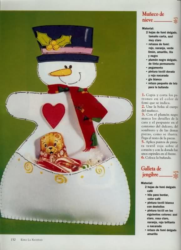 Dulceros Santa, Galleta Mono de nieve y Pinguino 2ldu8fk