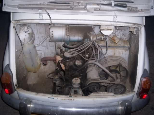 Restauración Seat 600 E 1ª serie. 2m6ak1v