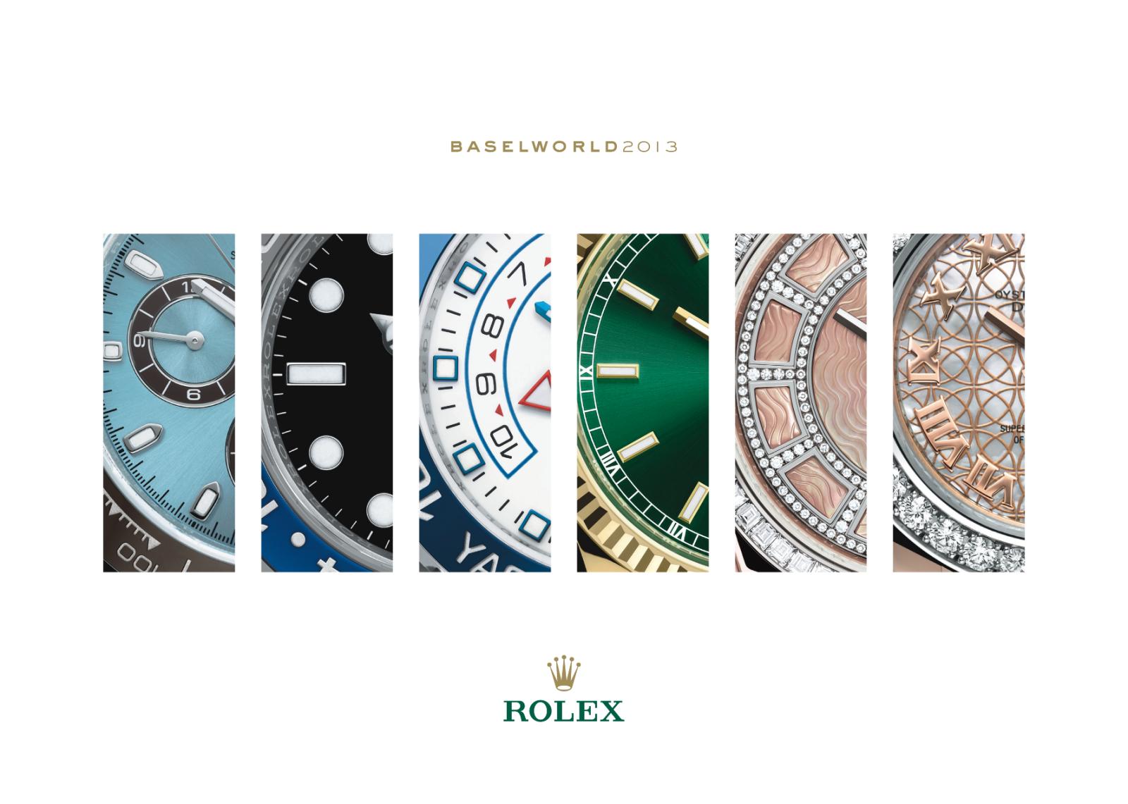 Baselworld 2013: Rolex 2v2aww3