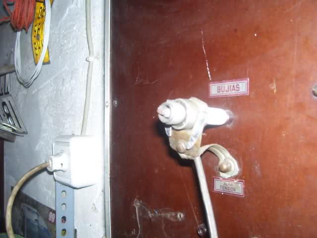 Comprobador eléctrico 2w1s1eb
