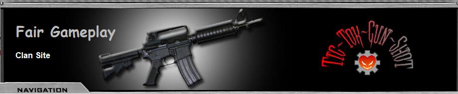 Tik Tok Gun Shot Clan