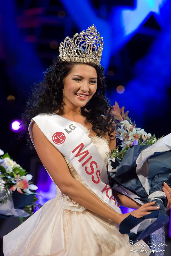 Miss Kazakhstan World Alfina Nassyrova Official Thread (2008) Jr4ppg
